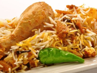 Briyani king